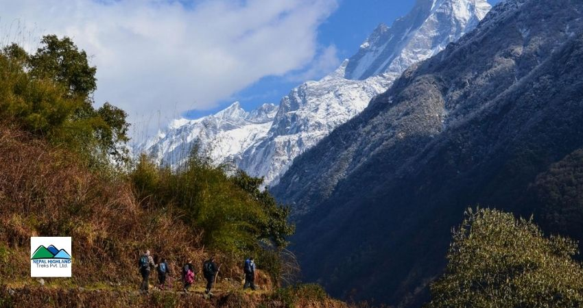 Annapurna Base Camp Trek for Nepali