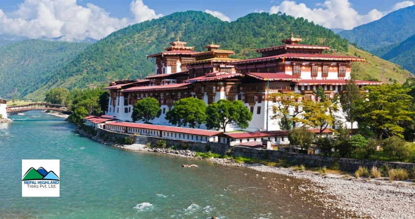 Highlights of Nepal Bhutan Tibet Tour