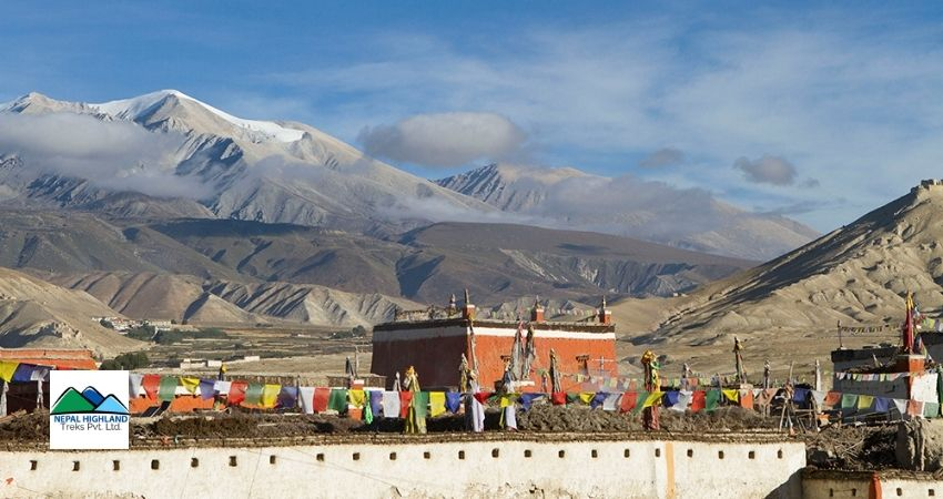Upper Mustang Trek for Nepali