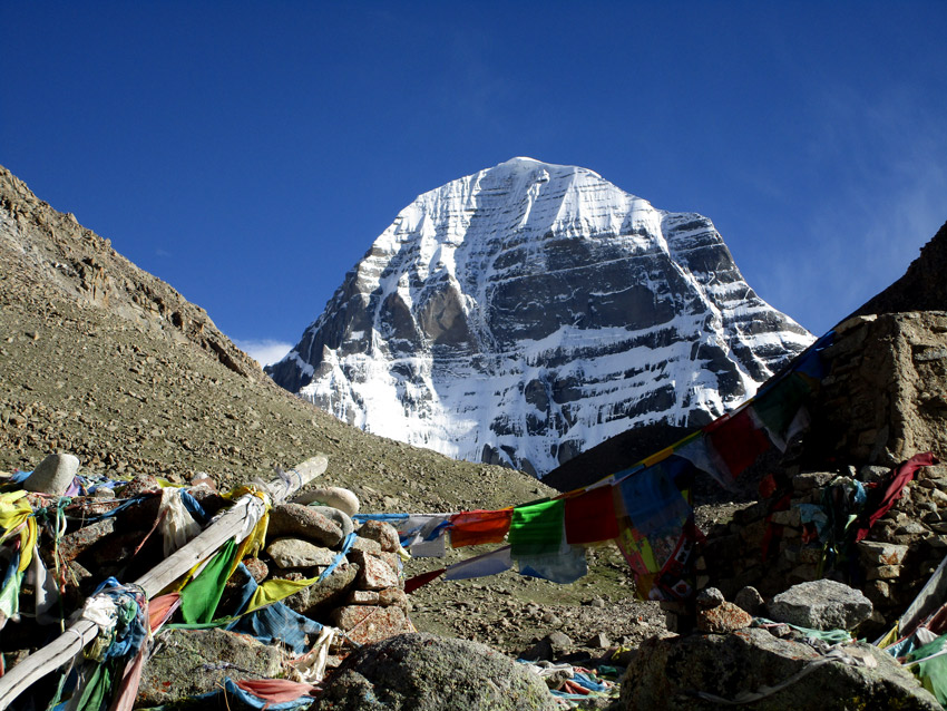 Mount Kailash North Face