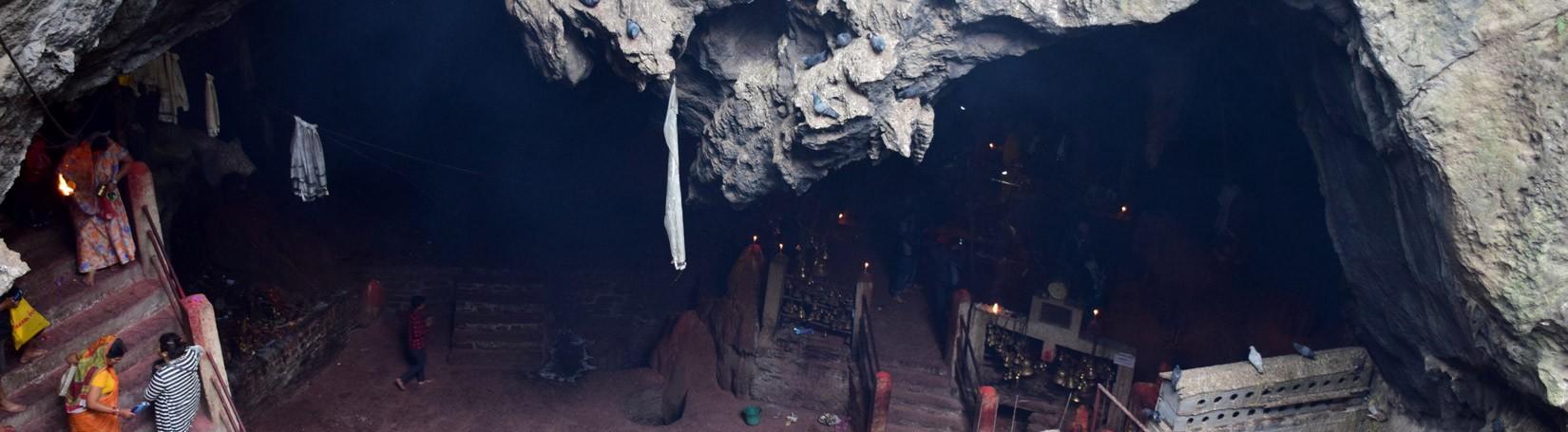 Matrika Cave - Haleshi Mahadev