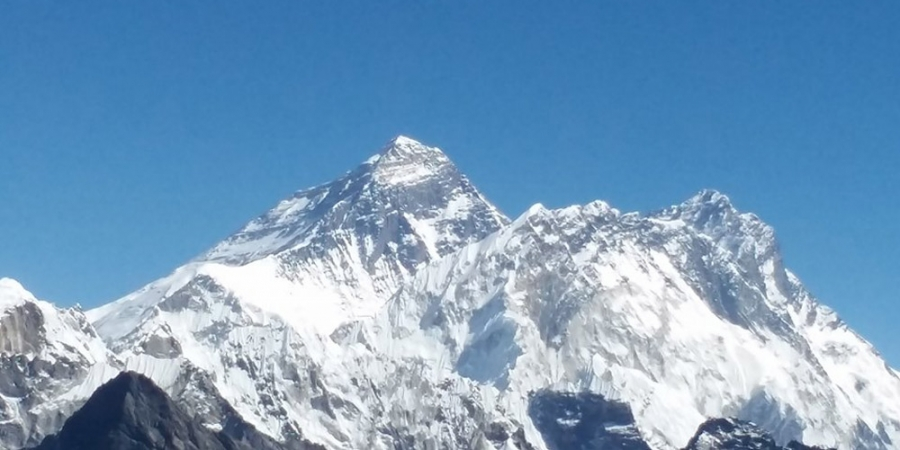 Best Way to See Mount Everest in Short Period Without Trekking for Long Days
