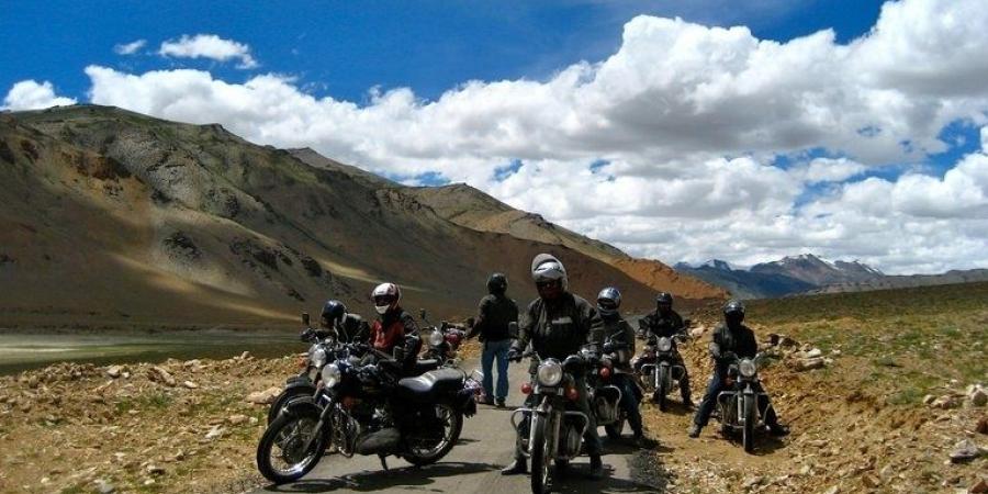 Bike Trek in Nepal | Nepal Motorbike Trekking