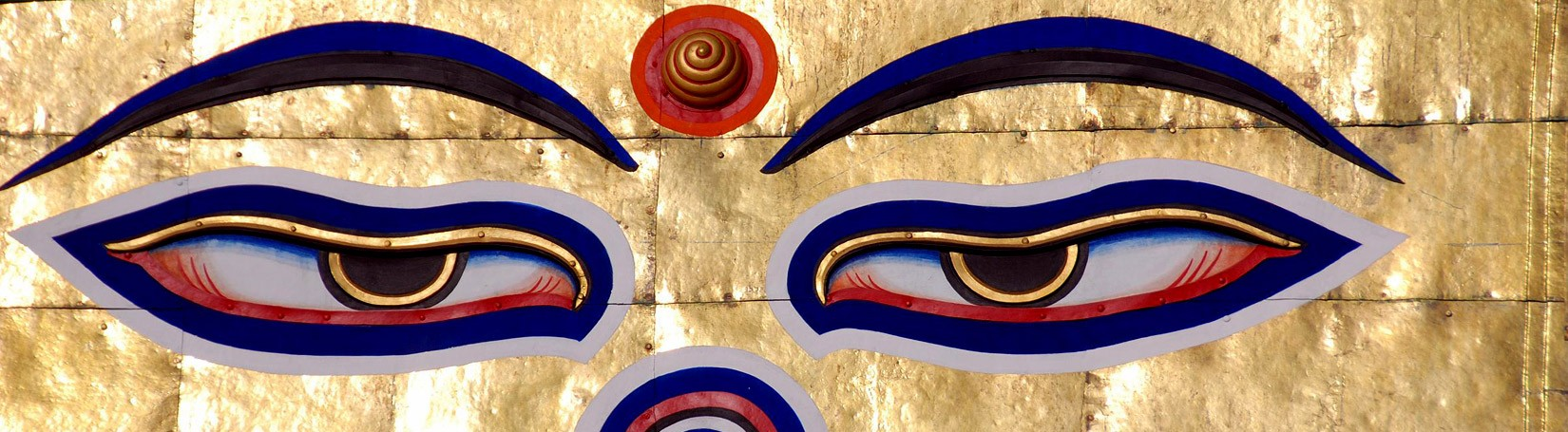 Buddha Eyes of Swoyambhunath Stupa