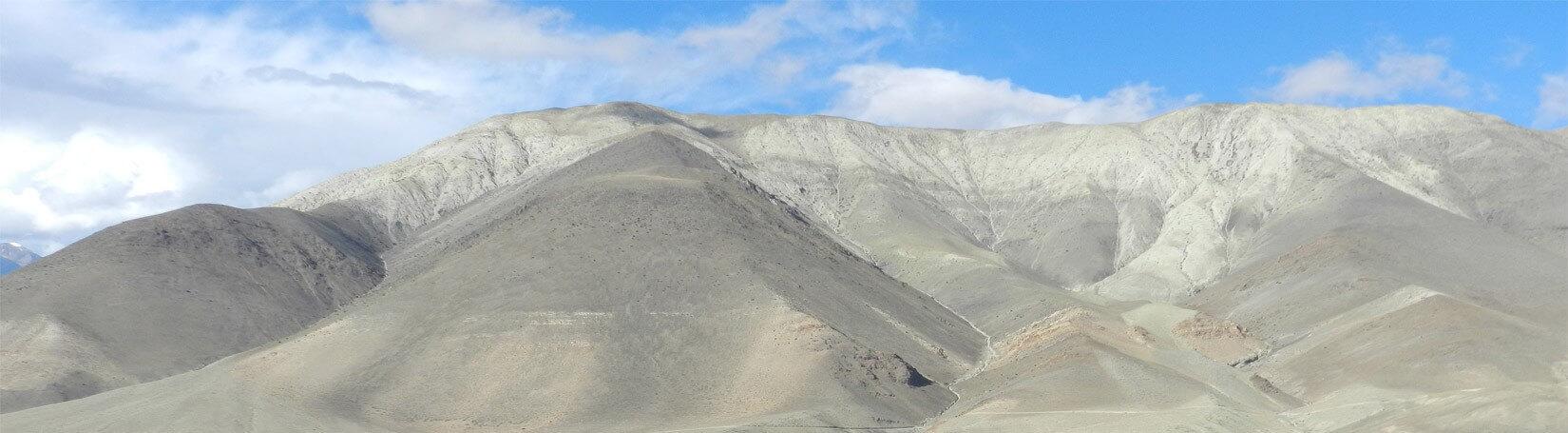 Annaurna Desert valley