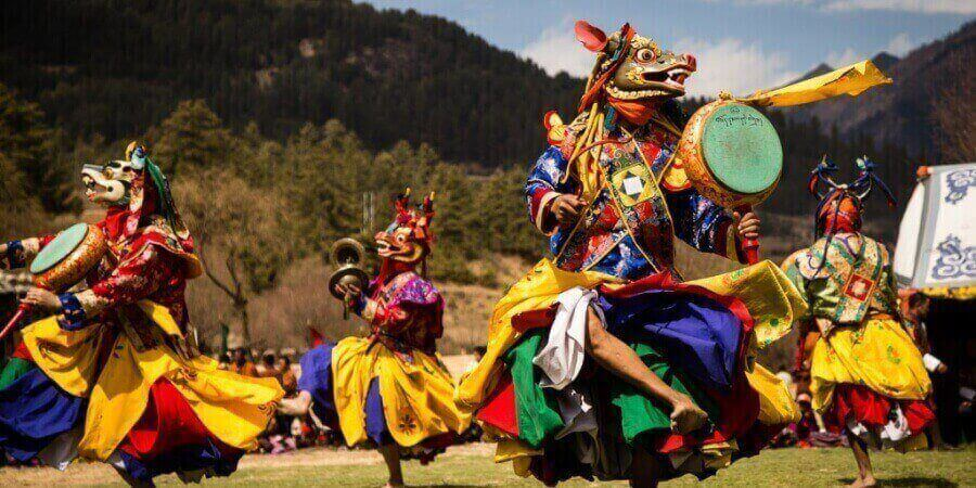 EVENTS HIGHLIGHTS IN BHUTAN FOR 2017