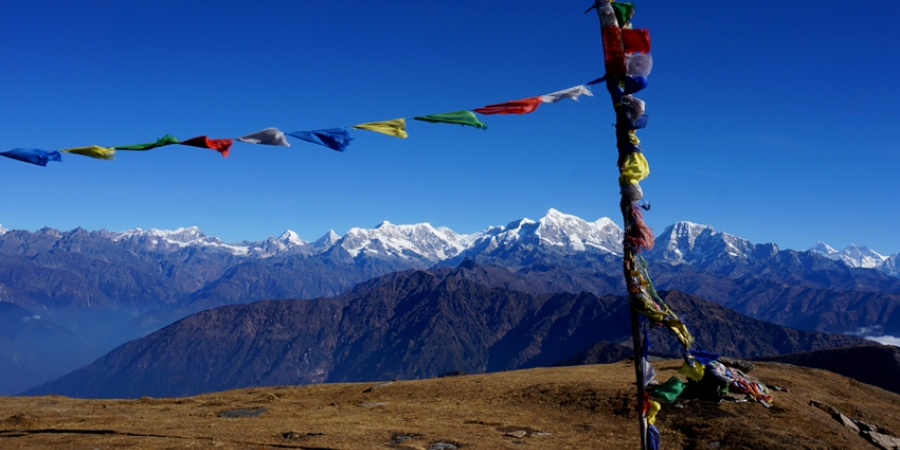 Everest view Motorbike Tour Package | Everest Motorbike Tour