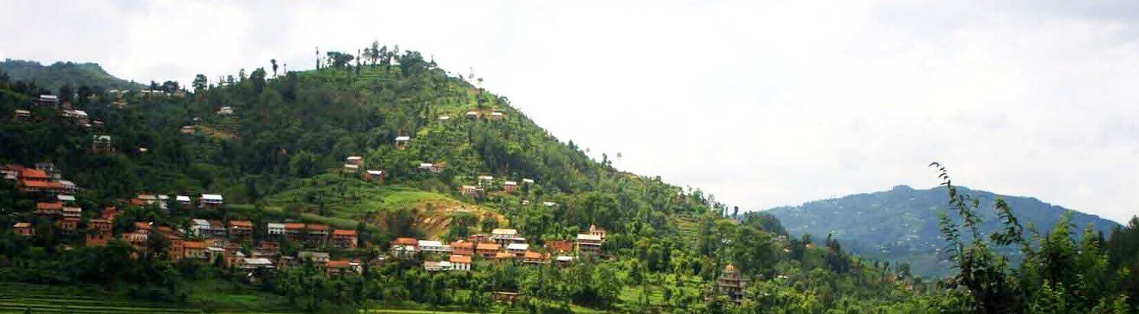 Hiking Around Kathmandu -Balthali Village