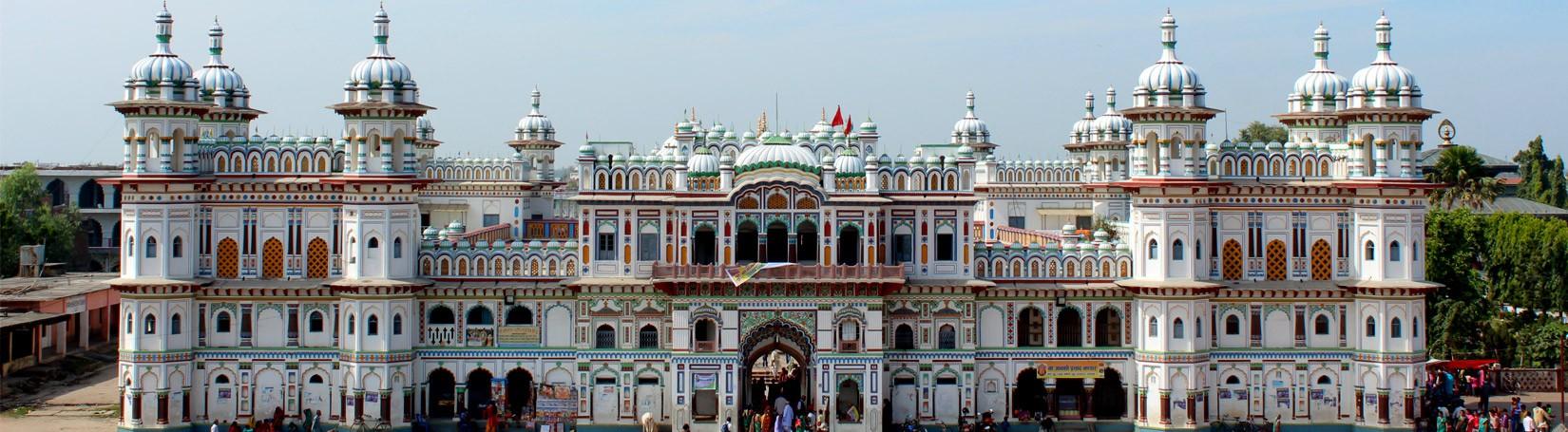 Janakpur Janaki Temple