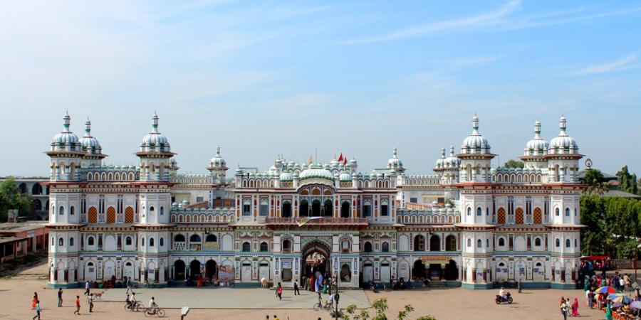 Janakpurdham Place of Ram Janaki (Sita)