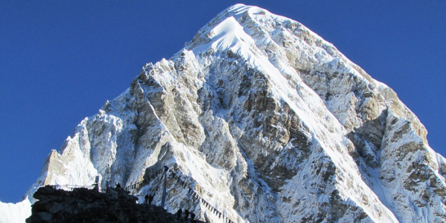 Kalapathar Everest Base Camp