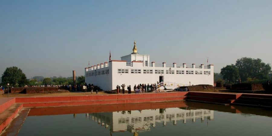 Kathmandu to Lumbini