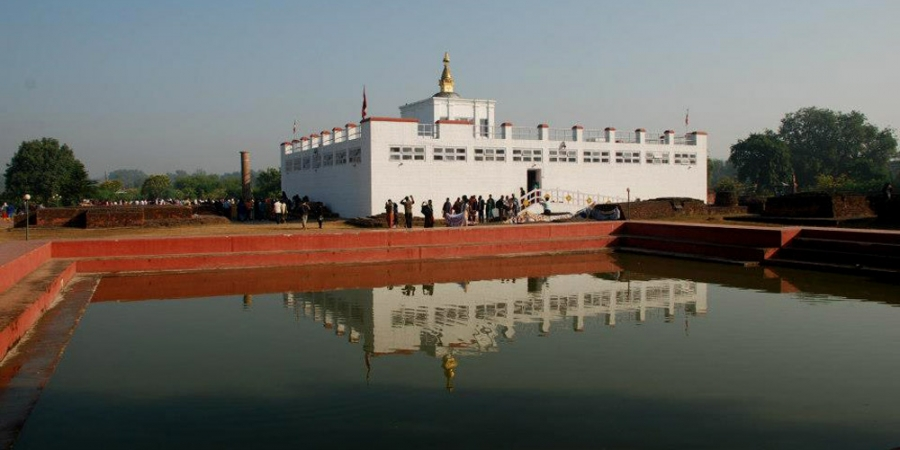 Lumbini Nepal - The Birth Place of Buddha