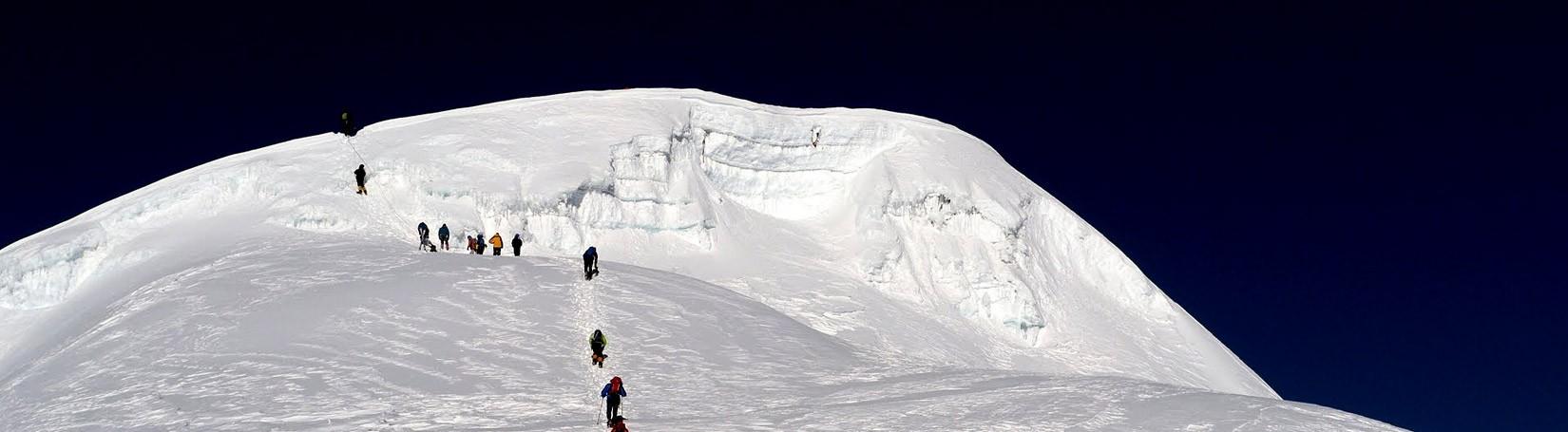 Meera Peak Summit