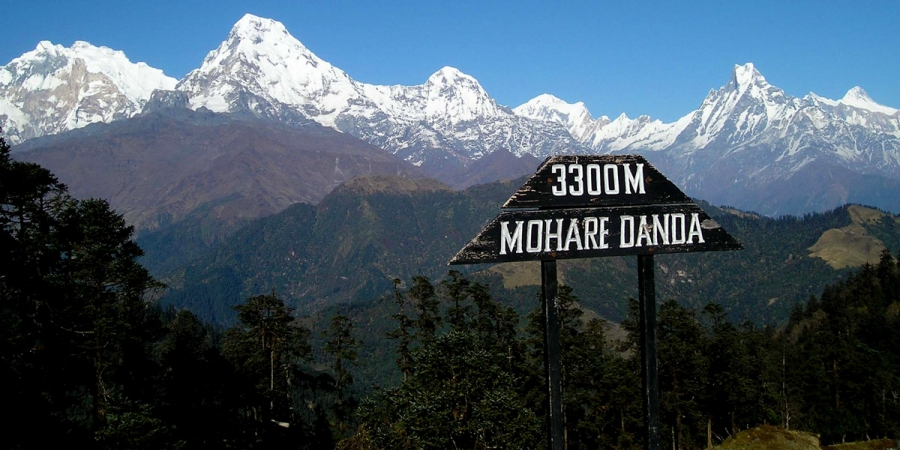 Mohare Danda Trek, Short trekking to off the beaten trail and Community Eco trekking route