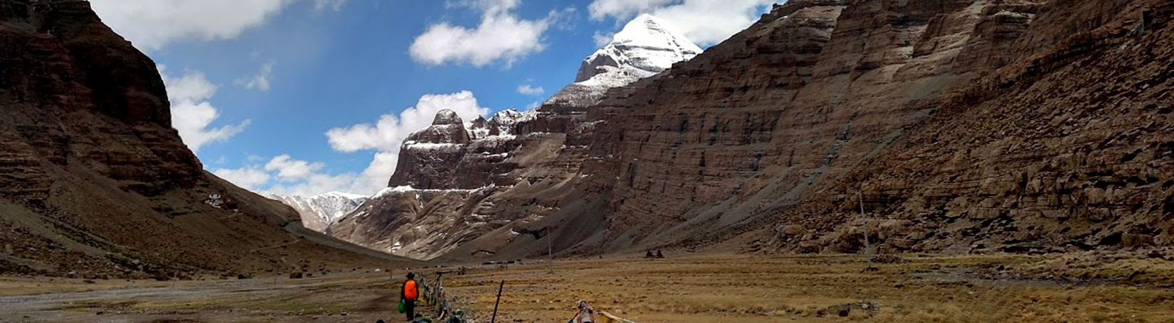 Mount Kailash Valley of the God