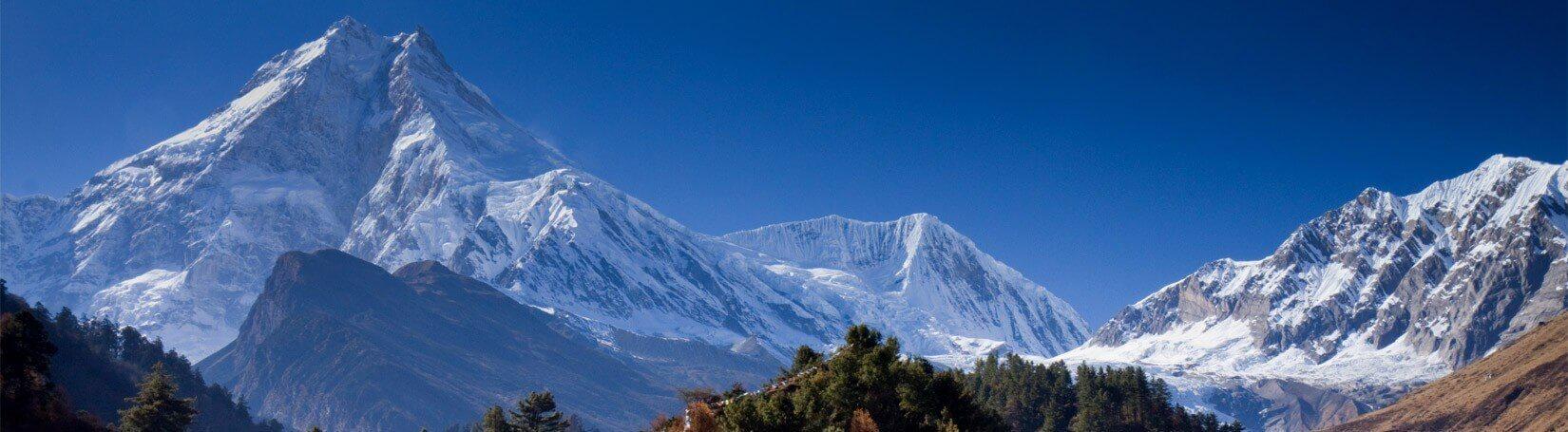 Mount Manasalu