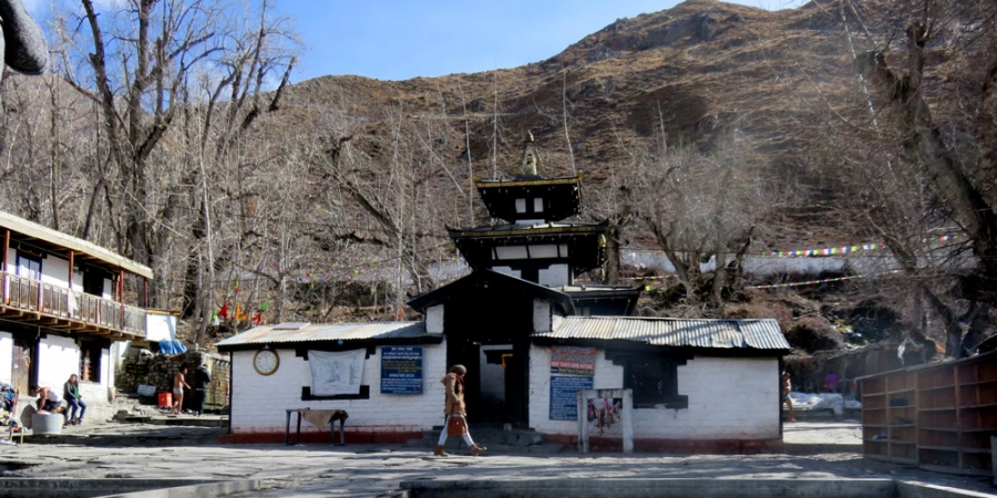 Muktinath Day tour by Helicopter | Muktinath Heli Tour Package