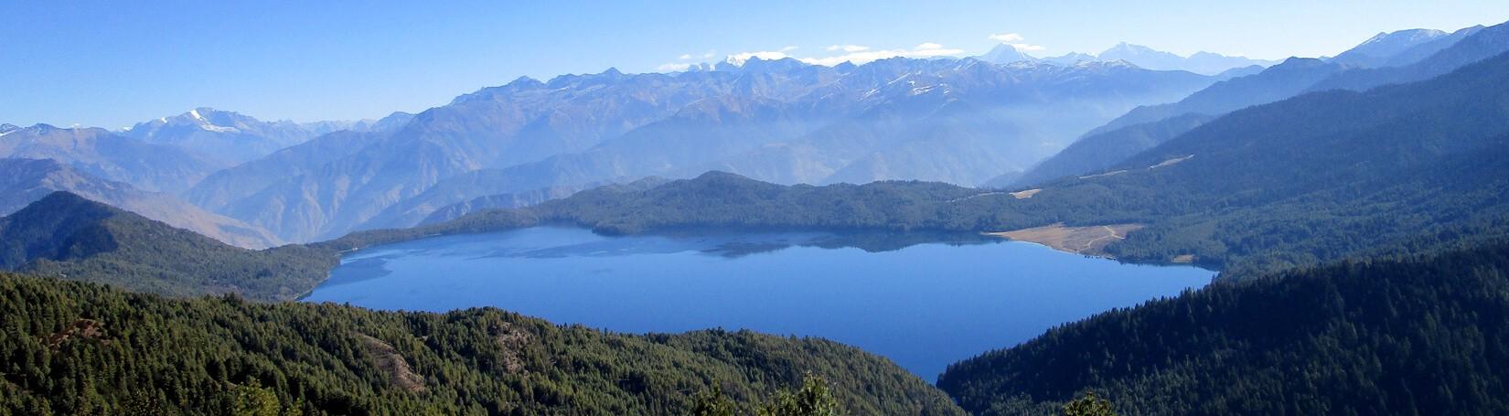 Rara Lake view from Murma Top