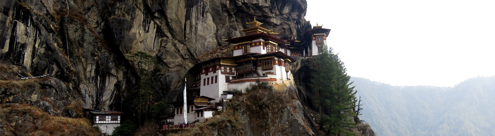 Taktsang Palphug Monastery - Tiger Nest