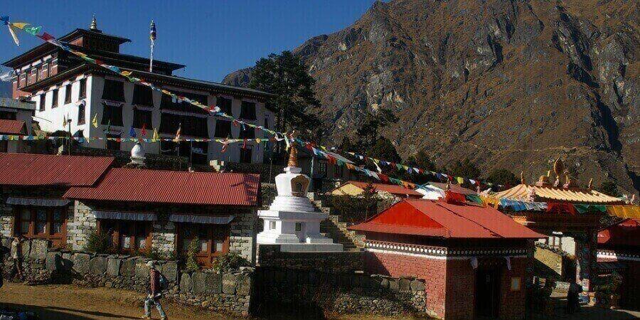 Tengboche Monastery in Khumbu