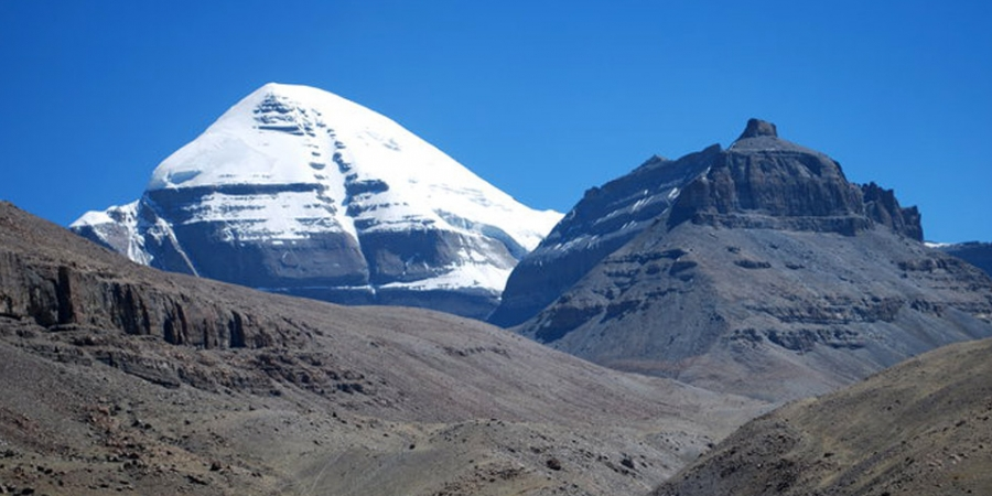 The religious significance of Mount Kailash