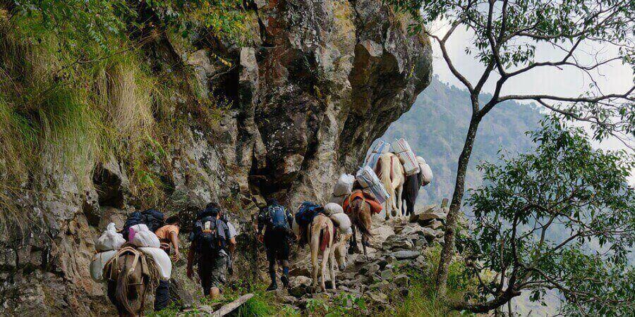 Trekking in Nepal Best Time of Year