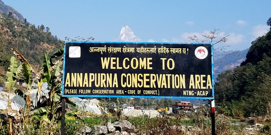 Trekking Permit Entry fees hiked