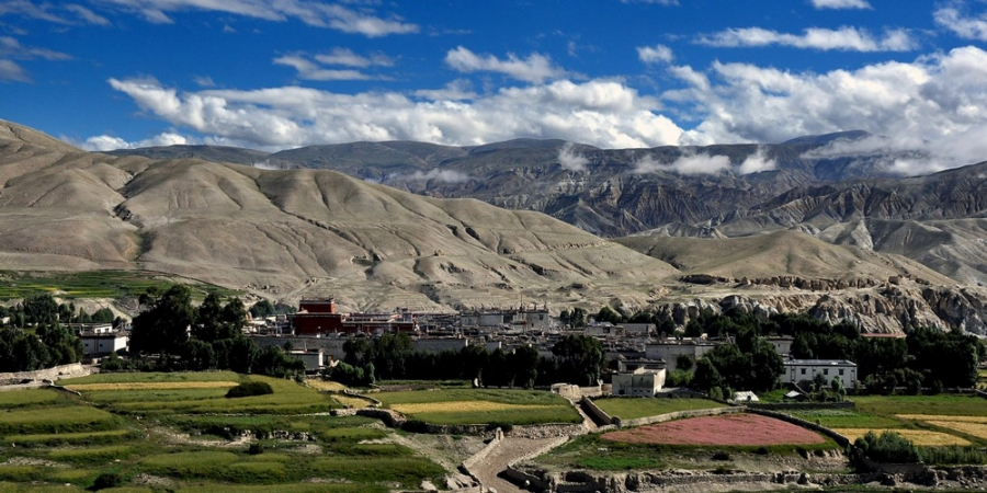 Upper Mustang Lo-Manthang