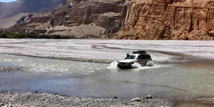 Upper Mustang is suitable for Driving tour more than Trekking