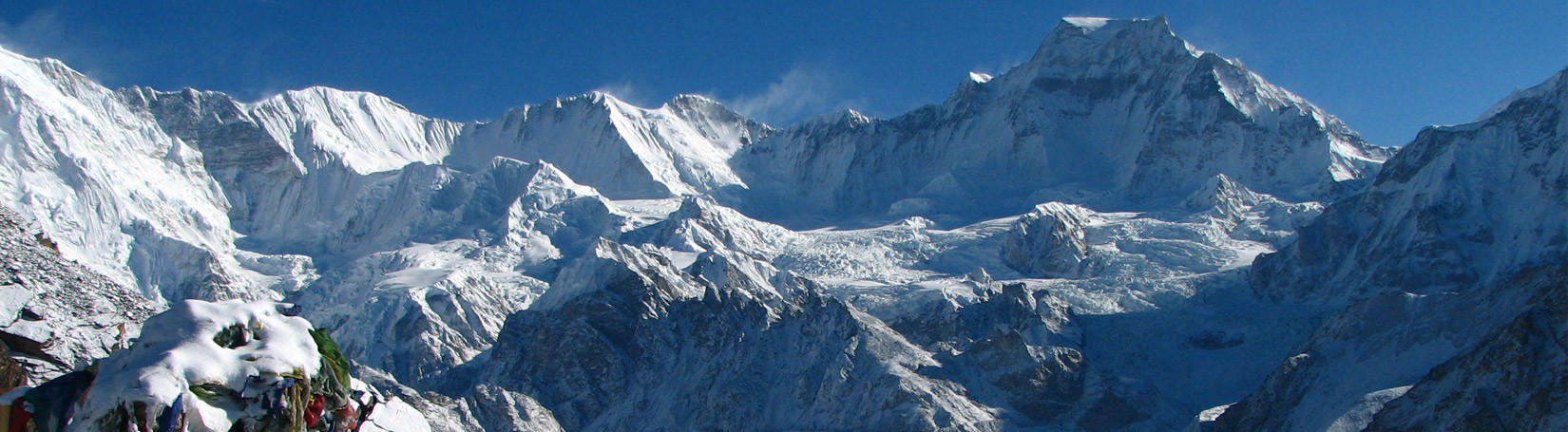 Mount Everest View from Gokyo Ri