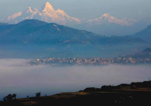 Hiking Around Kathmandu valley