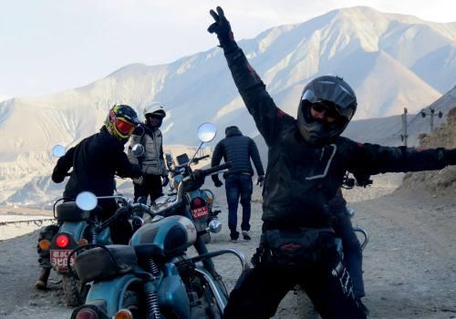 Motor Biking Tour in Nepal