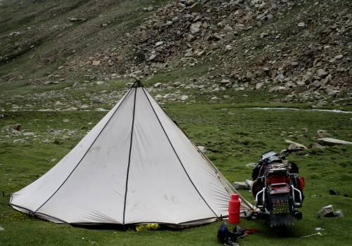 Tibet Motorbike Tour