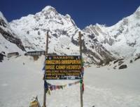 Annapurna Bse Camp