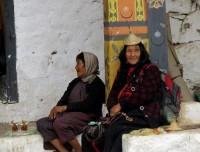 Unique Bhutanese peoples