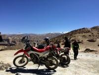Motorbiking Upper Mustang