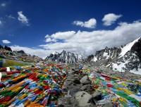 Dolma La pass 5645m