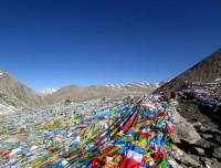 Highest Dolma La pass
