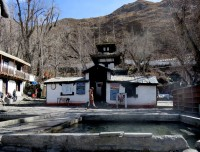 Muktinath main temple