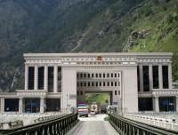 Immigration of Nepal Tibet at Kerung