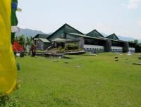 International mountain museum in Pokhara
