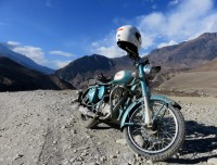 Jomsom-Muktinath Route