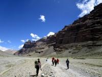 Kailash Kora start from Tarboche valley