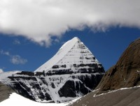 Kailash East face