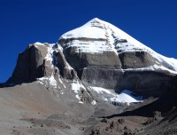 Mount Kailash South face
