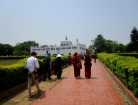 Lumbini Maya Devi Temple