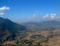 Kathmandu view from Shivapuri
