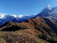 View from Badal Danda