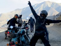 Motorbiking in The Himalaya